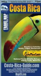Costa Rica Map and Travel Guide